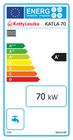 Kocioł c.o. na pellet  KATLA 70 kW - 5 klasa EcoDesign (4)