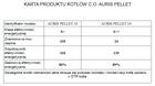 Kocioł c.o. na pellet AURIS 18 kW - 5 klasa EcoDesign (10)