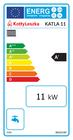 Kocioł c.o. na pellet  KATLA 11 kW - 5 klasa EcoDesign (3)