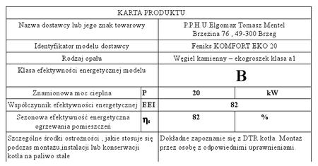 Kocioł c.o. FENIKS KOMFORT EKO 20 kW - 5 klasa EcoDesign (7)