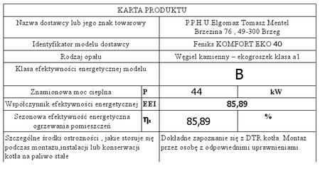 Kocioł c.o. FENIKS KOMFORT EKO 44 kW - 5 klasa EcoDesign (8)
