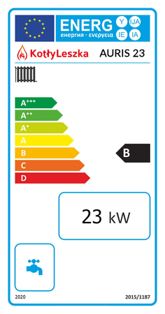 Kocioł c.o. na ekogroszek AURIS 23 kW - 5 klasa EcoDesign (4)