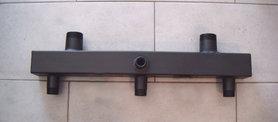 Kolektor hydrauliczny rozdzielacz obiegów grzewczych