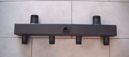 Kolektor hydrauliczny rozdzielacz obiegów grzewczych (1)